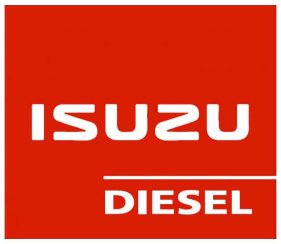 Isuzu Diesel Logo